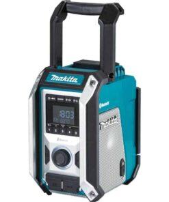 akumulatorski bluetooth radio makita dmr114