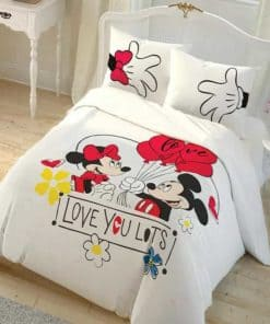 TAC posteljina Mickey i Minnie lots