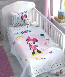TAC pice set Minnie posteljina Color baby