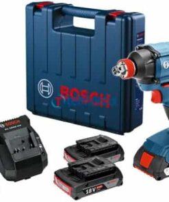 Bosch aku udarni odvijač stezač GDX 180 Li 3.0Ah