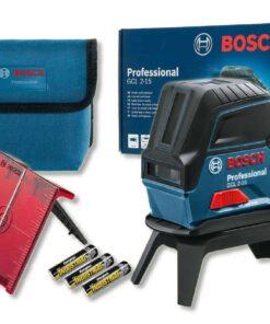 Bosch točkasti laser nivelir GCL 2-15 Professional+RM1