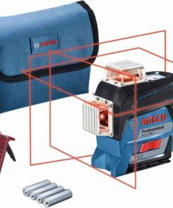 Bosch laserski nivelir GLL 3-80 C+LR7 Professional