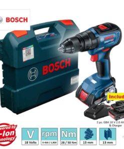 Bosch aku udarni odvijač bušilica GSB 18 V 50-Li
