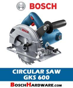 BOSCH cirkular ručna kružna pila GKS 600 Professional