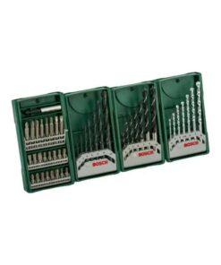 Bosch set borera burgija Multipack Mini X-Line 3+1