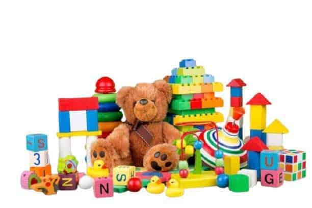 dječji kutak igračke