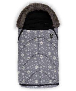 Kikka boo Zimska vreća za kolica Shiny Nylon