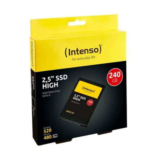 """Intenso SSD 240GB 2.5"""" SATA"""