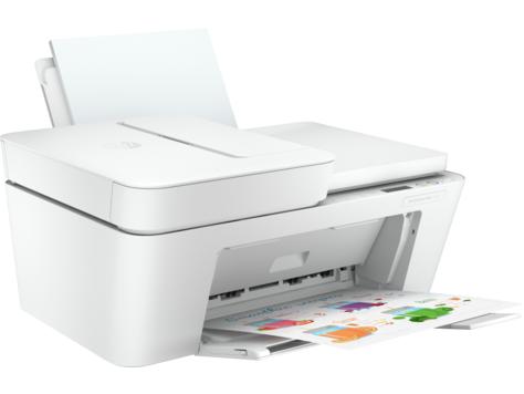 HP DeskJet Plus 4120 AIO printer