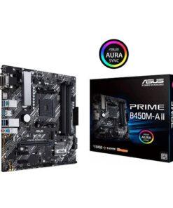 ASUS MB PRIME B450M-A II