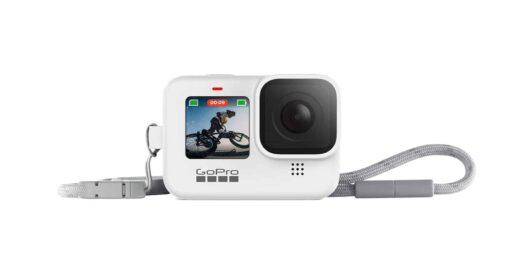 Kamera GoPro sleeve bijela HERO9
