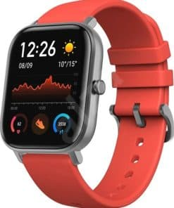 Amazfit Smartwatch GTS Orange