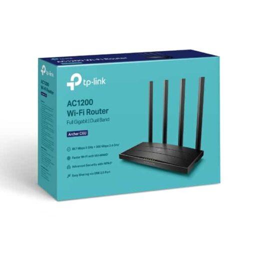 TP-Link ARCHER C6U WL Router