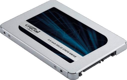 "Crucial SSD 250GB MX500 2.5"""