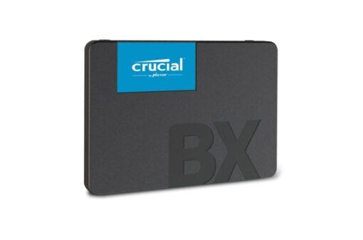 "Crucial SSD 480GB BX500 2.5"""
