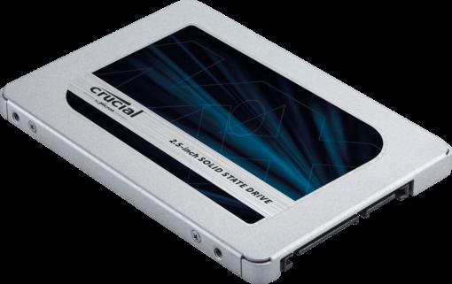 "Crucial SSD 500GB MX500 2.5"""