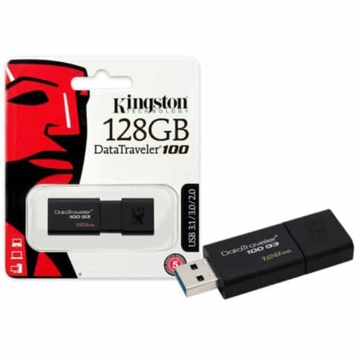 Kingston FD 128GB USB3 DT100G3