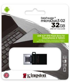 Kingston microDuo USB3.2 32GB