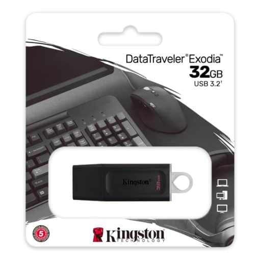 Kingston FD 32GB USB3.2 DTX