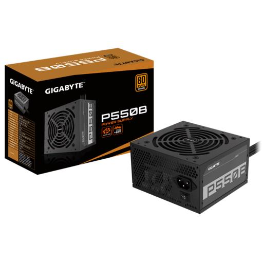 GIGABYTE PSU 550W 80+ bronze