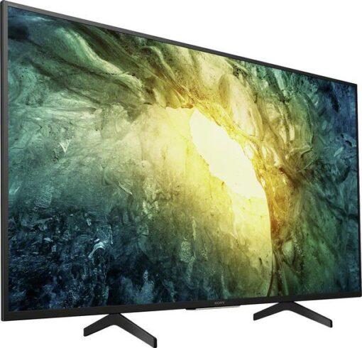SONY 55'' X7055 4K SMART TV