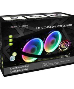 CPU cooler LC-CC-240-LiCo-ARGB