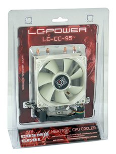 LC-Power CPU cooler LC-CC-95