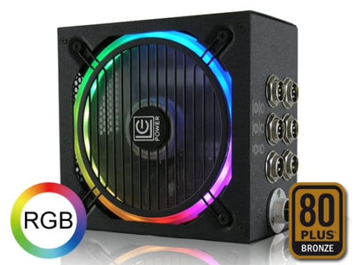 LC-Power PSU 750W Prophecy RGB