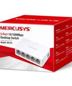 Mercusys Switch 5x10/100