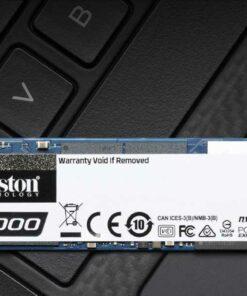 Kingston SSD disk 500 GB A2000 PCIe