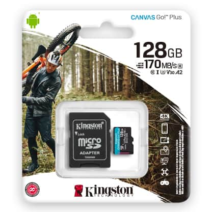 Kingston micro SD 128GB