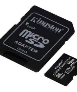 Kingston MicroSD 16GB Class 10