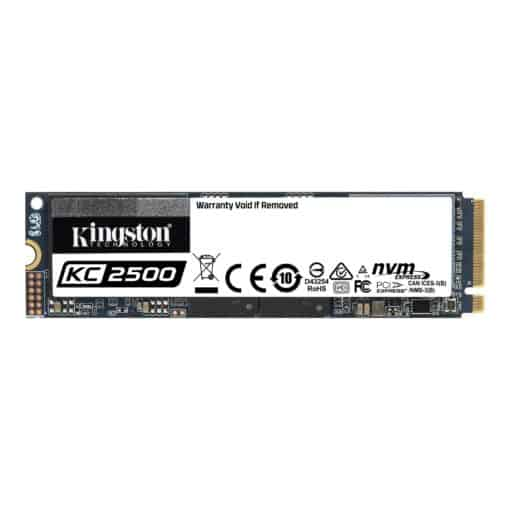 Kingston SSD 500GB KC2500