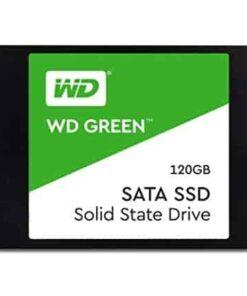 WD SSD 120GB Green 2.5
