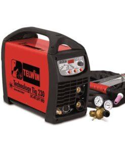 TELWIN aparat za varenje TECHNOLOGY TIG 230 DC – HF