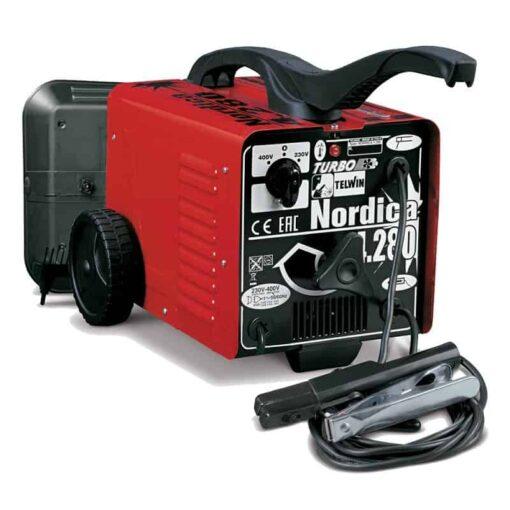 TELWIN aparat za varenje transformator NORDICA 4.280 TURBO
