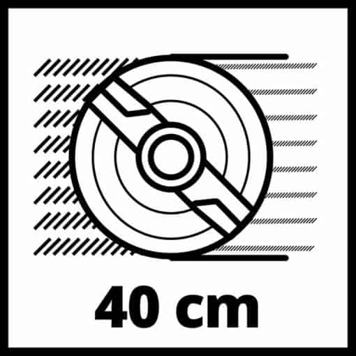 Einhell samohodna kosilica motorna kosačica GC-PM 40/1 S