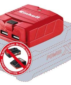 Einhell aku prenosivi punjač PXC TE-CP 18 USB
