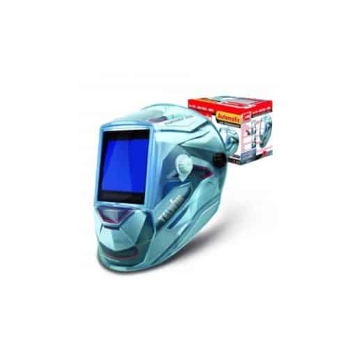 TELWIN automatska fotoosjetljiva maska za varenje VANTAGE GREY XXL DIN 5-9/9-13