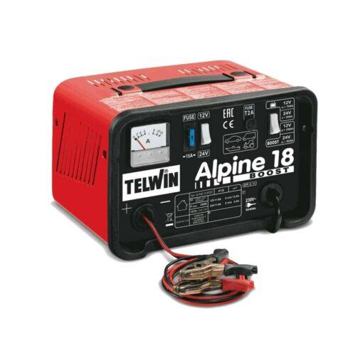 Telwin punjač akumulator ALPINE 18 BOOST