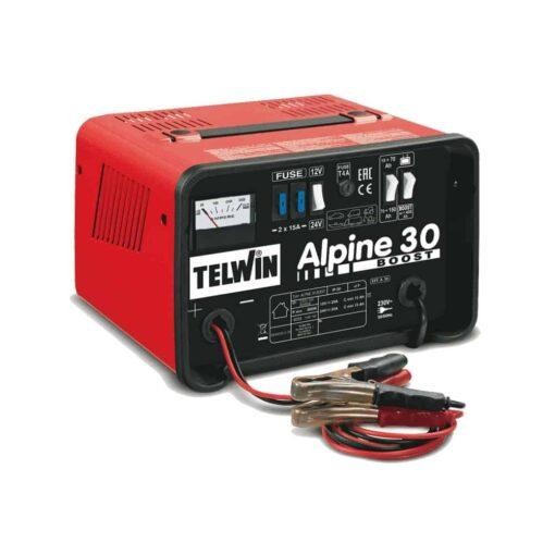 Telwin punjač akumulator ALPINE 30 BOOST