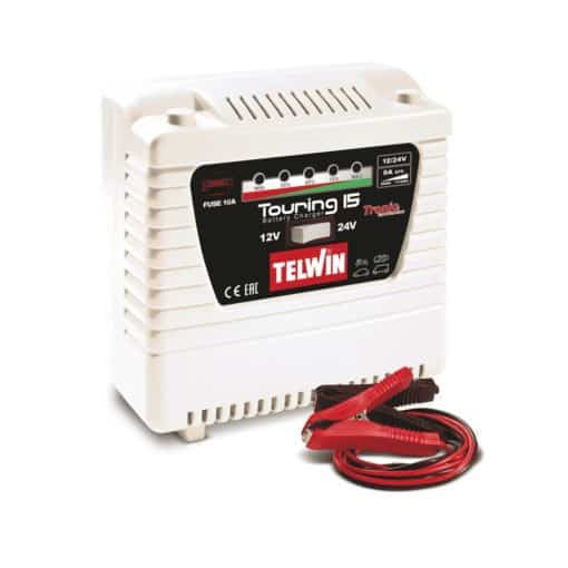 Telwin punjač akumulator TOURING 15