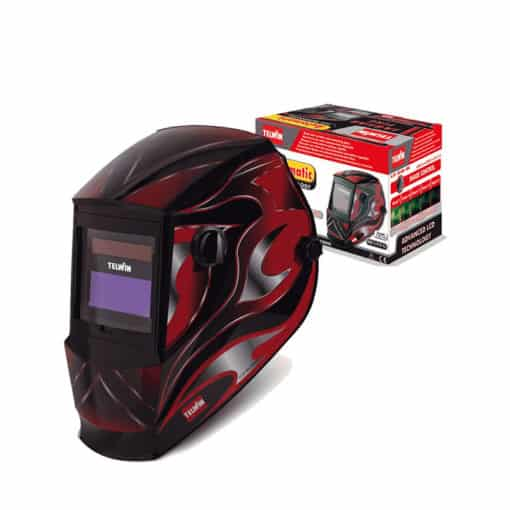 TELWIN automatska fotoosjetljiva maska za varenje Jaguar Fire