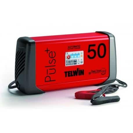 Telwin multifunkcionalni punjač akumulatora PULSE 50