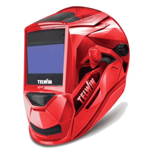 TELWIN automatska fotoosjetljiva maska za varenje Vantage Red XL