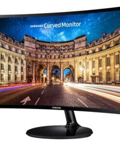 Zakrivljeni Samsung monitor LC24F390FHUXEN