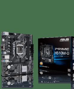 Matična ploča ASUS MB PRIME H510M-D