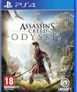 Assassin's Creed Odyssey Standard Edition PS4 igra