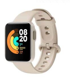 Sat Xiaomi Mi Watch Lite - Ivory