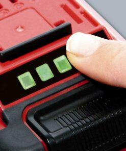 EINHELL akumulator baterija 18V 5,2Ah Li-ion PXC Plus